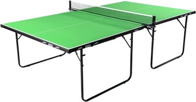 Stag Family Green Top Stationary Indoor Table Tennis Table