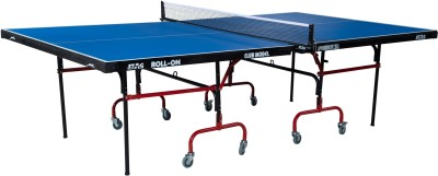 Stag Club Rollaway Indoor Table Tennis Table