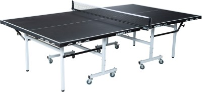 Stag Hobby Line Black Top Rollaway Indoor Table Tennis Table