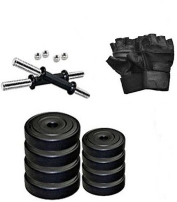 ROYAL SPORTS BEST QUALITY 8 KG HOME GYM COMBO Gym & Fitness Kit