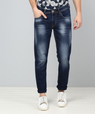 Flying Machine Skinny Men Blue Jeans