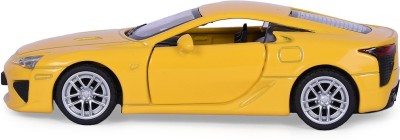 Innovador Lexus LFA