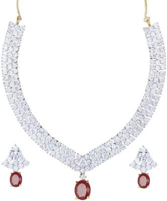 Sitashi Alloy Jewel Set