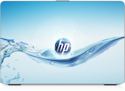 Gallery 83 ® water hp logo Exclusive High Quality Laptop Decal, laptop skin sticker 15.6 inch (15 x 10) Inch G83_skin_1522new Vinyl Laptop Decal 15.6