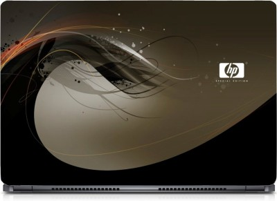 Gallery 83 ® Hp Background Exclusive High Quality Laptop Decal, laptop skin sticker 15.6 inch (15 x 10) Inch kshopp_skin_0221new Vinyl Laptop Decal 15.6