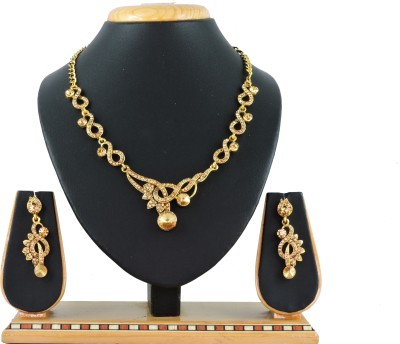 Vatsalya Creation Alloy Jewel Set