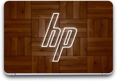Gallery 83 ® wooden hp Exclusive High Quality Laptop Decal, laptop skin sticker 15.6 inch (15 x 10) Inch G83_skin_3193new Vinyl Laptop Decal 15.6