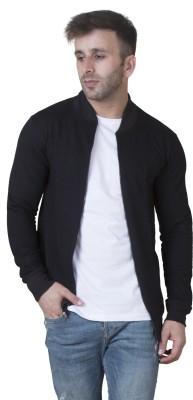 Veirdo Full Sleeve Solid Men Jacket
