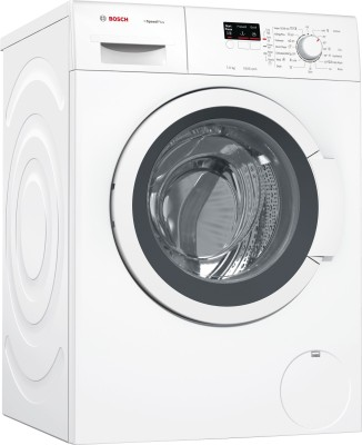 Bosch 7 kg Fully Automatic Front Load Washing Machine White