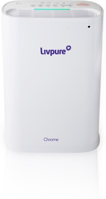 Livpure Chrome Portable Room Air Purifier