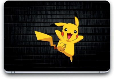 Gallery 83 ® Pokemon (Pikachu) Exclusive High Quality Laptop Decal, laptop skin sticker 15.6 inch (15 x 10) Inch G83_skin_3417new Vinyl Laptop Decal 15.6