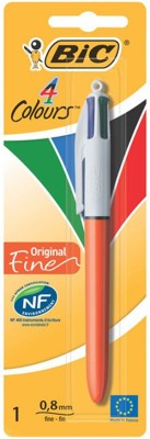 BIC 4 Colours Original Fine Ball Pen