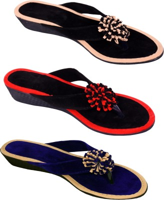 PM TRADERS Women Multicolor Flats