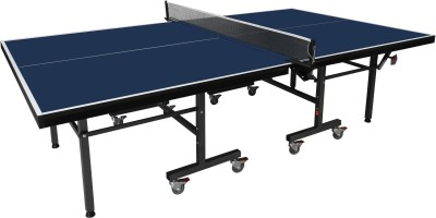 Dolphy Blue Rollaway Indoor Table Tennis Table