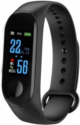 DPROQ M3 FITNESS BAND BLACK Smartwatch