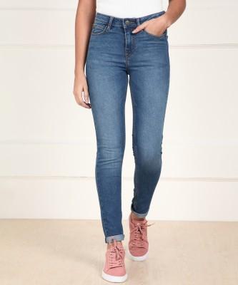 Lee Skinny Women's Blue Jeans