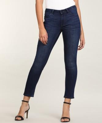 Lee Skinny Women's Dark Blue Jeans