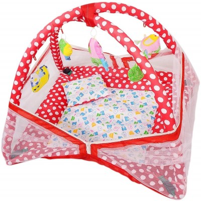 Chote Janab Play Gym With Mosquito Net Princess Design