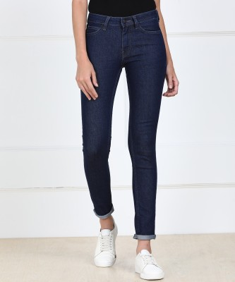Lee Skinny Women Blue Jeans