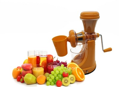Alpyog Fruits and Vegetables Orange Juicer with Steel Handle and Cup 0 Juicer
