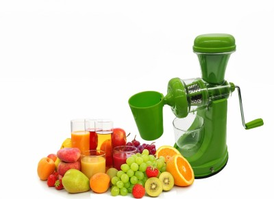 Alpyog Fruits and Vegetable Orange Juicer with Steel Handle and Waste Cup 0 Juicer