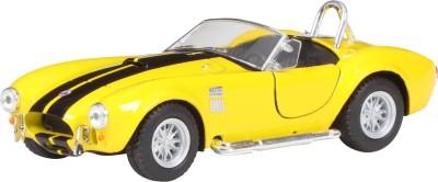 Miss & Chief 5'' 1965 Shelby Cobra 427 S/C Yellow