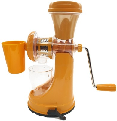 Nightstar Fruits and Vegetables Orange Juicer with Steel Handle and Cup 0 Watts Juicer