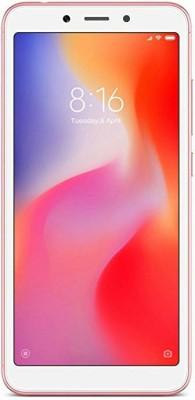 Redmi 6A (Rose Gold, 32 GB)