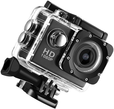 BIRATTY 1080p action camera Action camera 1080 Sports and Action Camera