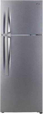 LG 284 L Frost Free Double Door 3 Star Refrigerator