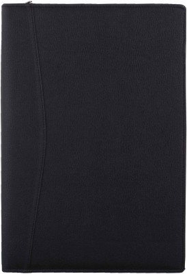 ZesTale Premium Faux Leather 2 Ring Document Folder (With Leafs)