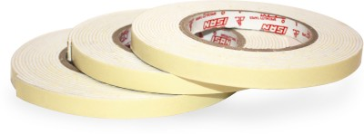 ISAN Double Sided White Foam Tape 12mm (1/2