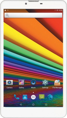 I Kall 4GN5 16 GB 7 inch with Wi-Fi+4G Tablet (White)