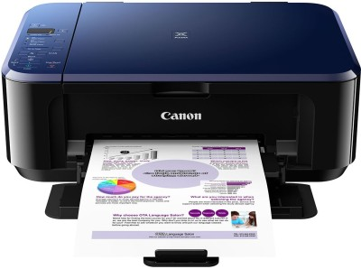 Canon E510 Multi-function Printer