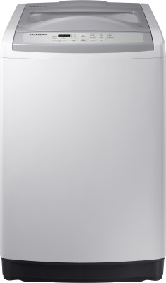 Samsung 10 kg with Wobble Technology Fully Automatic Top Load Washing Machine Grey