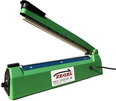 Zegel 12 Inch Heat Sealing Machine Portable Hand Sealer Electric Impulse Seal Plastic Bag, Sealer, Machine, Electric, Packing Machine Hand Held Heat Sealer