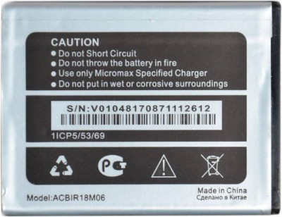 NEW Mobile Battery For Micromax VIDEO 2 Q4101