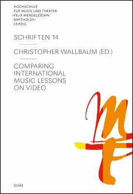 Comparing International Music Lessons on Video. Buchausgabe / Book without DVDs.