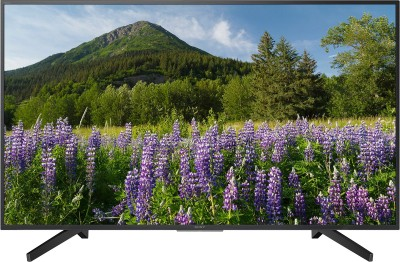 Sony X7002F 138.8cm (55 inch) Ultra HD (4K) LED Smart Android TV
