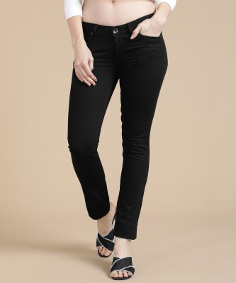 Pepe Jeans Slim Women Black Jeans