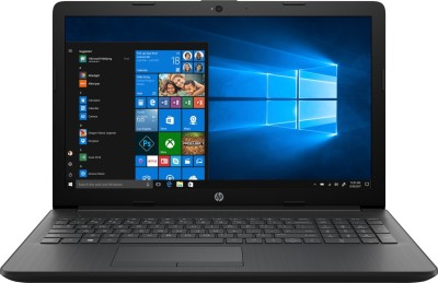 HP 15 Core i3 7th Gen - (8 GB/1 TB HDD/DOS) 15-da0297TU Laptop