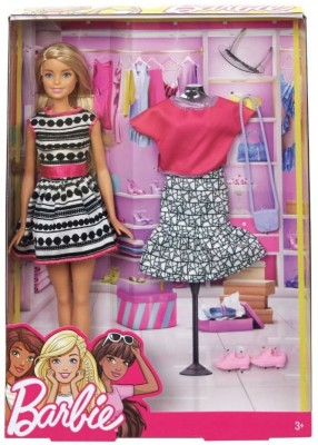 Barbie DOLL/FASHION