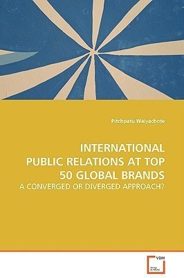 International Public Relations at Top 50 Global Brands