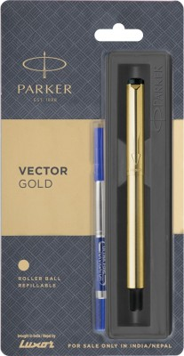 Parker Vector Gold CT Roller Ball Pen
