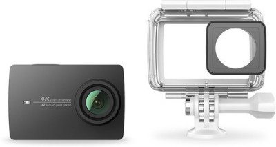 Yi 4K with Water Proof Case Sports and Action Camera