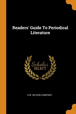 Readers' Guide to Periodical Literature