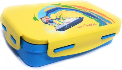 Milton Steely Deluxe 1 Containers Lunch Box