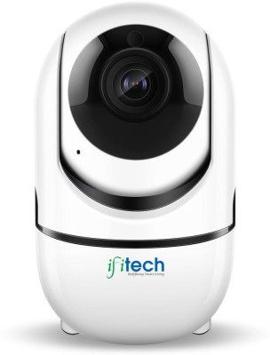 IFITech 1MP (720P) HD WiFi Smart Baby Monitoring IP Camera, Motion Tracking, Sound tracking, SD Card Support, Tow-Way Audio, Night Vision, Indoor Security Surveillance Security Camera