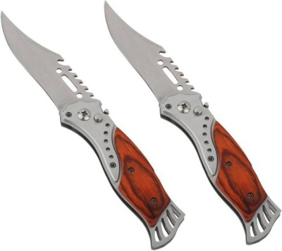 Hotchpotch Set of 2 Camping Knife Survival Knife Knife
