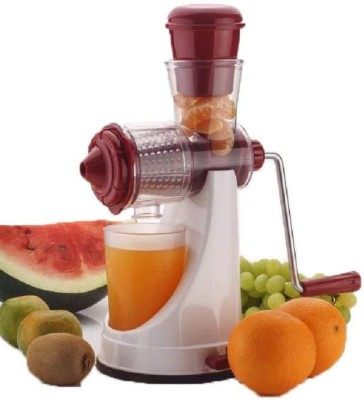 Ketsaal Deluxe Fruit & Vegetable Manual Steel Handle Polypropylene Hand Juicer 0 Juicer